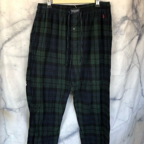 Polo by Ralph Lauren Other - Men'sPolo Ralph Lauren Green Flannel Pajama Pants